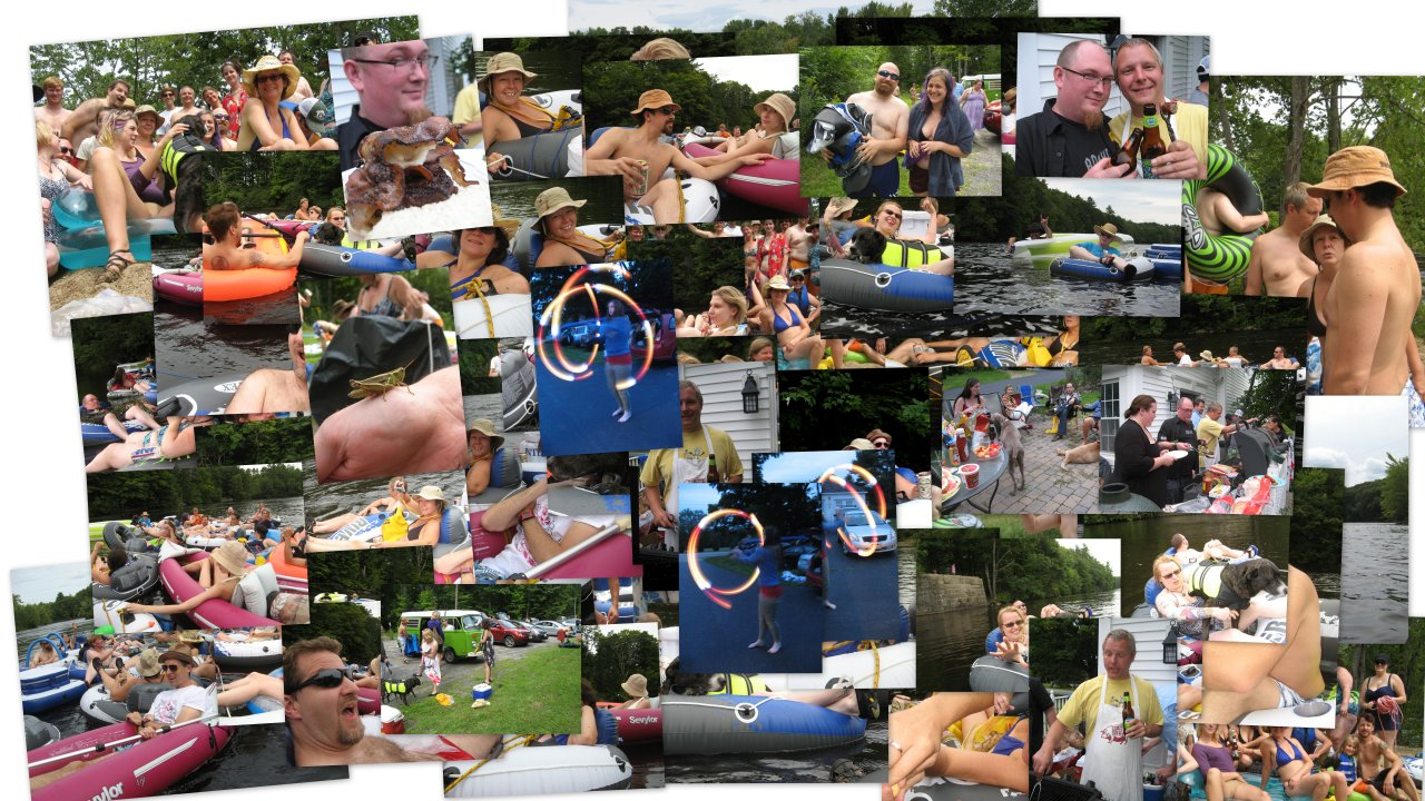 Saco River Float 2014